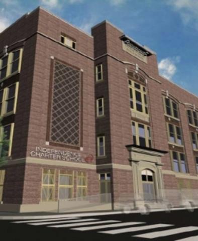 Nueva escuela (todavia ICS, nuevo edificio)