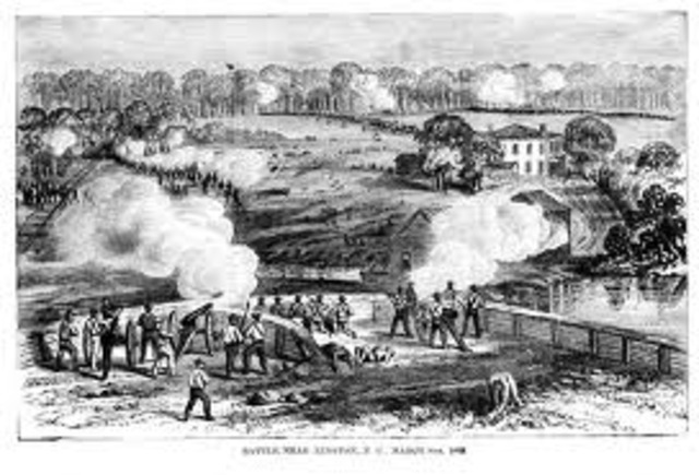 Battle of Kinston