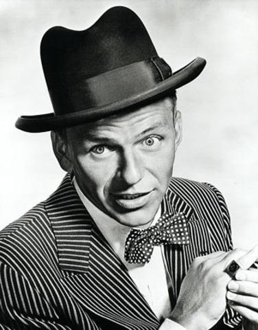 Muere Frank Sinatra