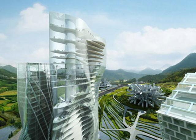 Eco-edificios