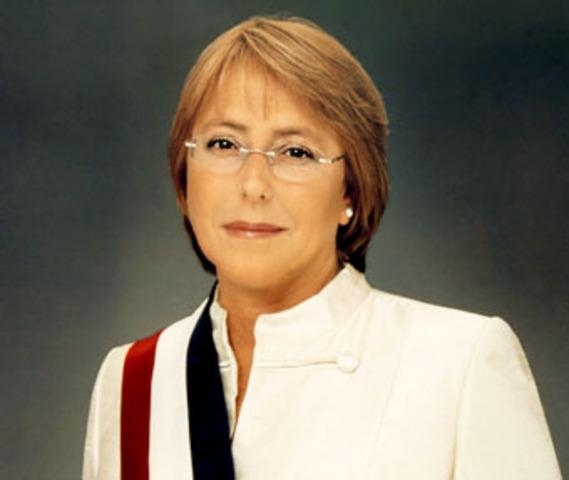 Primera Presidenta