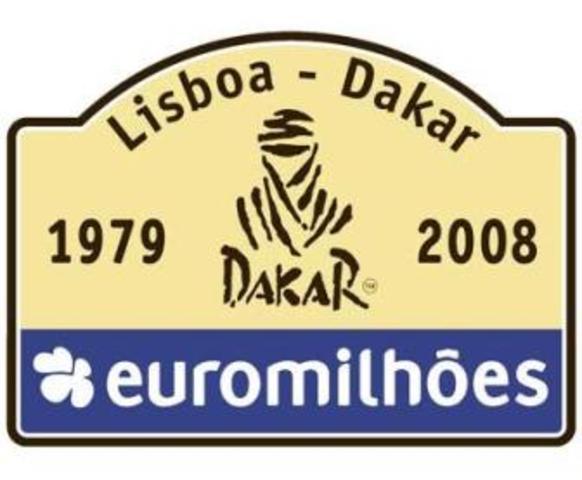 Dakar 2008 Cancelado