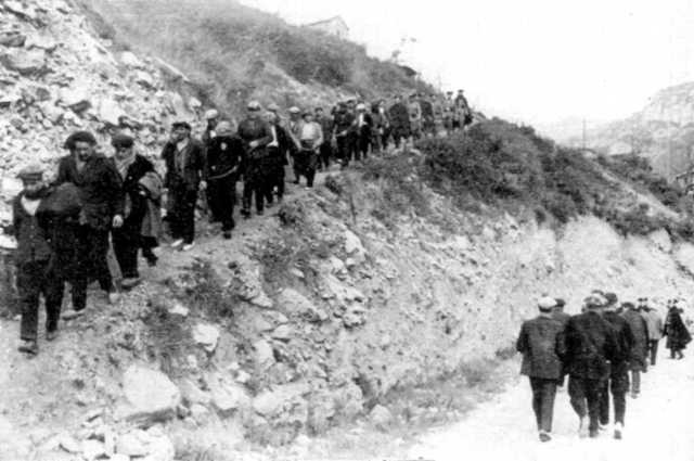 Táctica revolucionaria en Alt de Llobregat, Cataluña