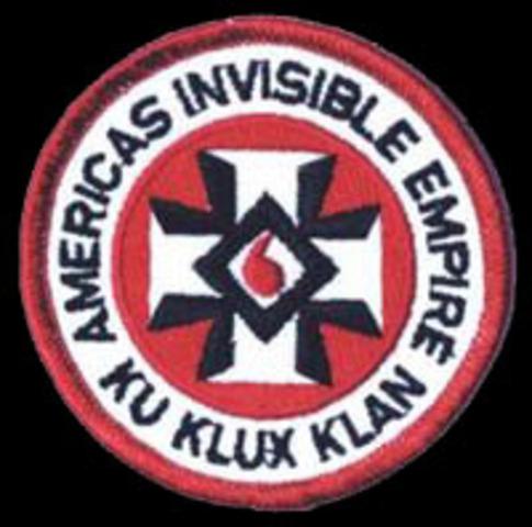 KKK not so Secret