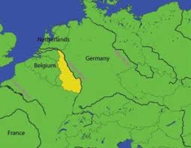 Alemania acaba con el espíritu de Locarno y remilitariza Renania