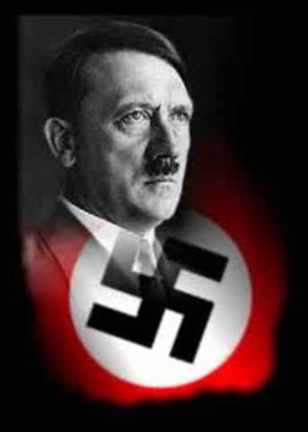 Invasión de Alemania y suicidio de Hitler.