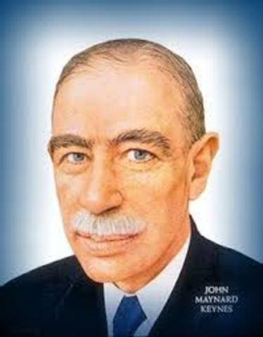 Las ideas de Keynes.