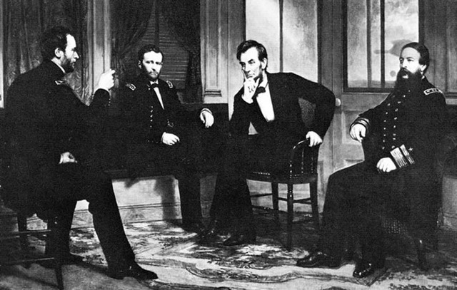 Lincoln's Meeting