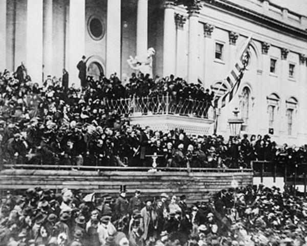 Lincoln's Inaguration