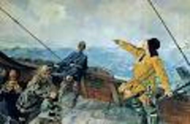 Les viking abandonnent la colonie de Vinland sur la cote est de l'amerique du nord