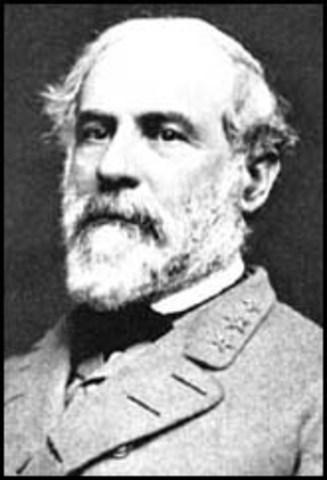 Robert E. Lee Resigned