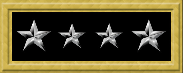 The rank of Admiral