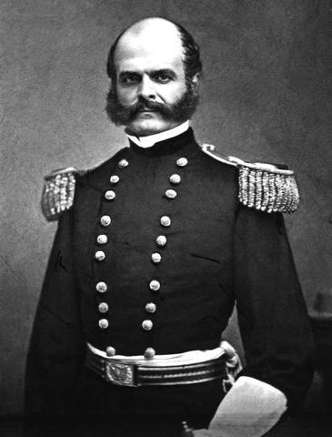 McClellan Replaced with General Burnside
