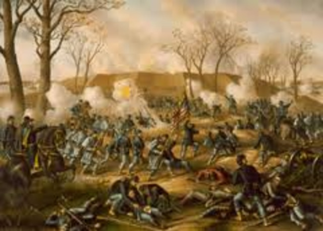 Battle of Ft. Donelson