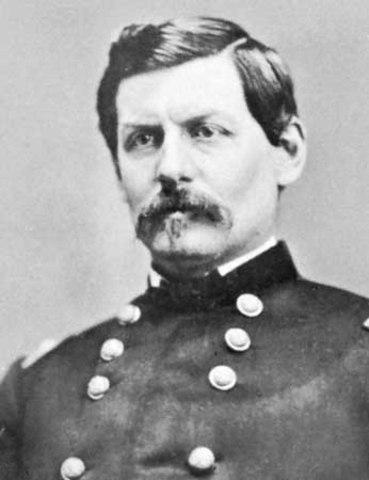 McClellan is relieved of duty