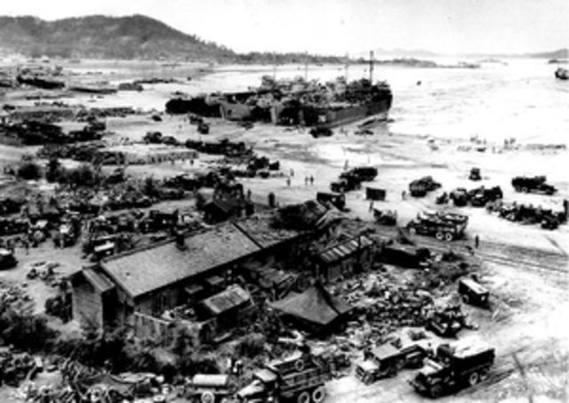 MacArthur's Famous Inchon Landing