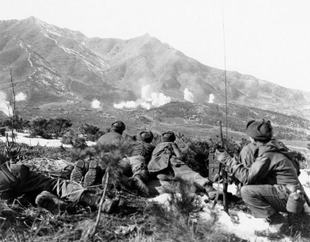The Korean War Stalemate