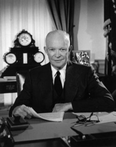 Eisenhower is Elected President