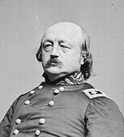 General Benjamin Butler