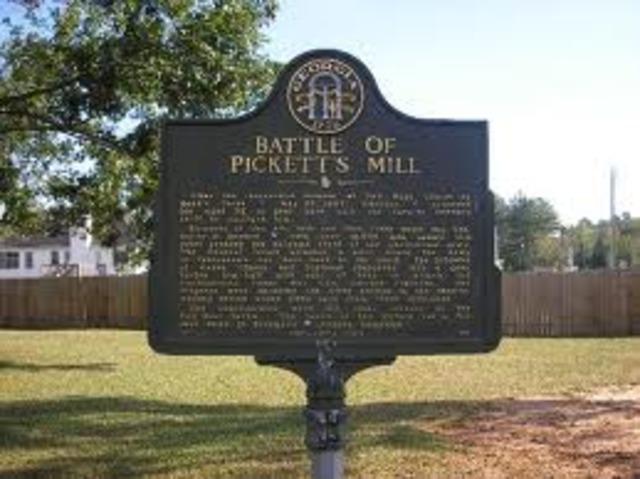 Battle of Picketts Mill