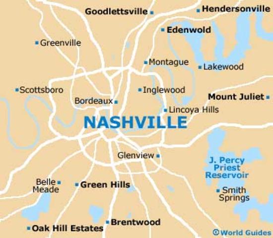 Battle at Nashville