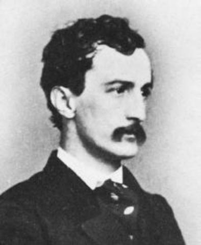 John Wilkes Booth is Dead