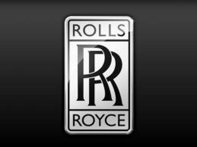 Rolls Royce was founded
