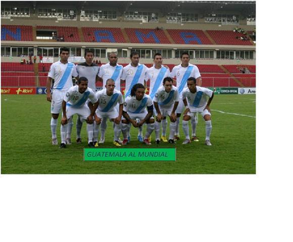 Guatemala en sexto lugar mundial