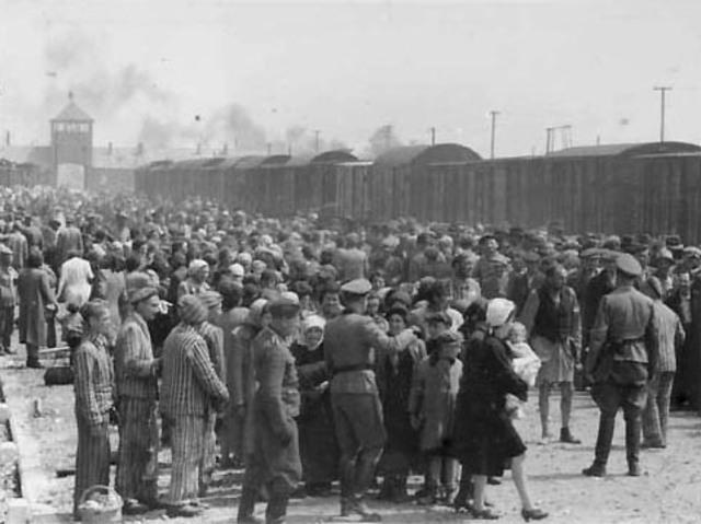 Jews from Hungary
