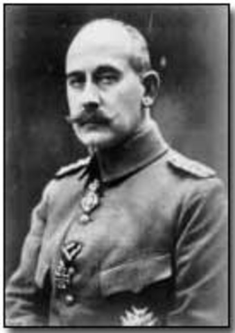 Prince Max Von Baden,
