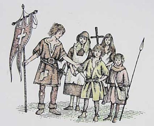 The Children's crusades.