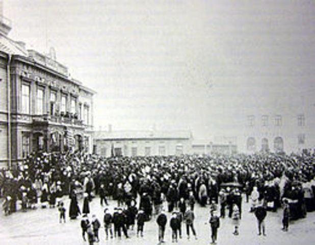 Revolution of 1905
