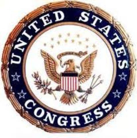 Congress Overrides President Johnson's Veto