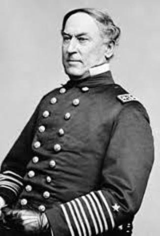Congress Creates the Rank of Admiral