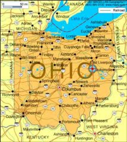 Ohio Ratifies the 14th Amendment