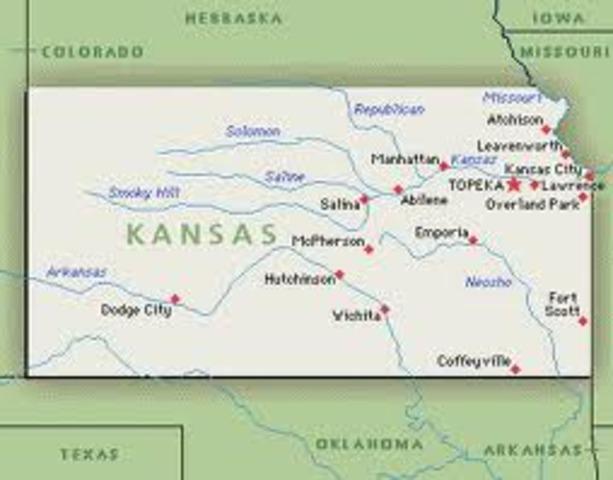 Kansas Ratifies the 14th Amendment