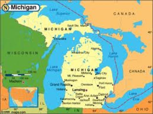 Michigan Ratifies the 14th Amendment
