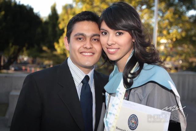 graduación mi novia