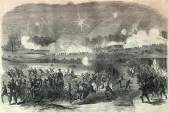 The Battle of Chancellorville
