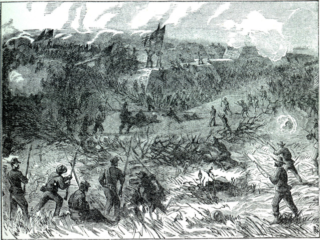 Atlanta Captured by Sherman