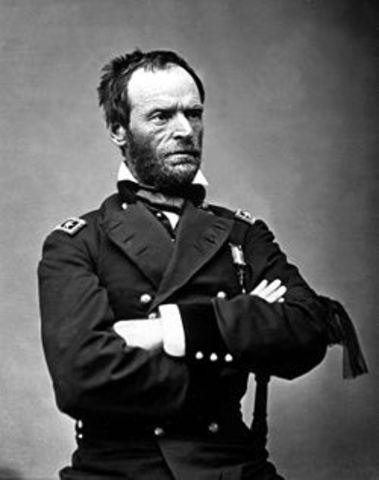Sherman Reaches the Savannah