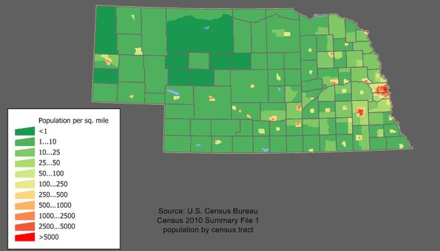 So Nebraska is a state now.