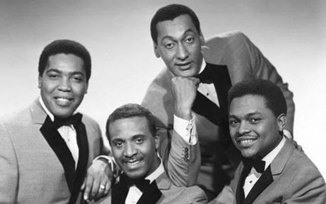 Four Tops at Number #1