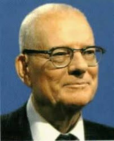 W.E. Deming invita a Shewhart a presentar seminarios