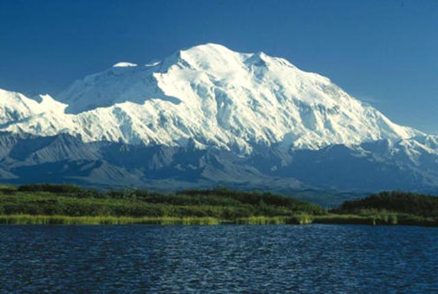 Alaska is purchased