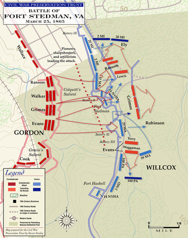 Battle of Fort Stedman