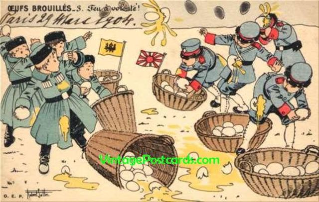 Russo-Japan war