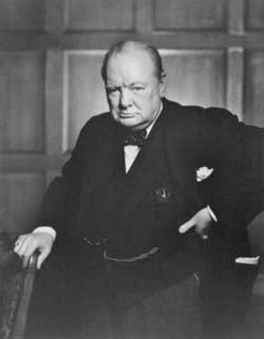 Winstin Churchill