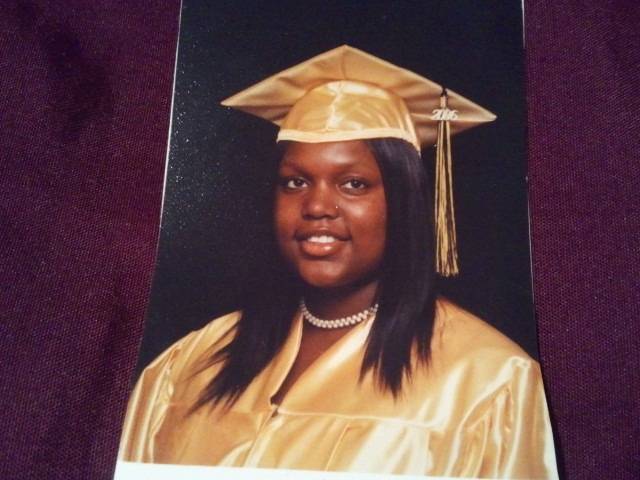 graduacion de mi hermana