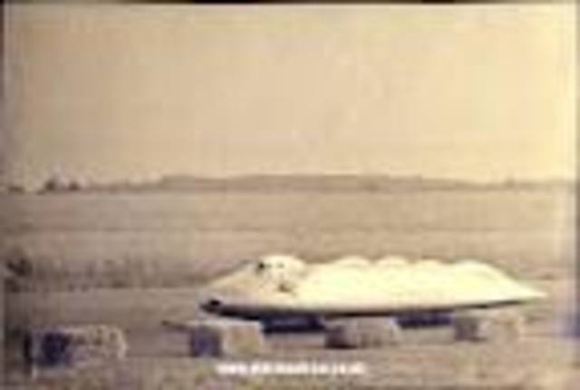 Land speed record now 634km/h